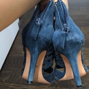 Shoes - Pour la Victoire cage heels
